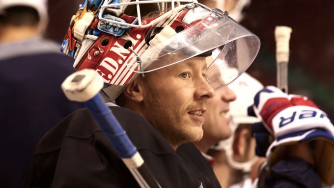Antti Raanta: The Meaning Behind My Mask