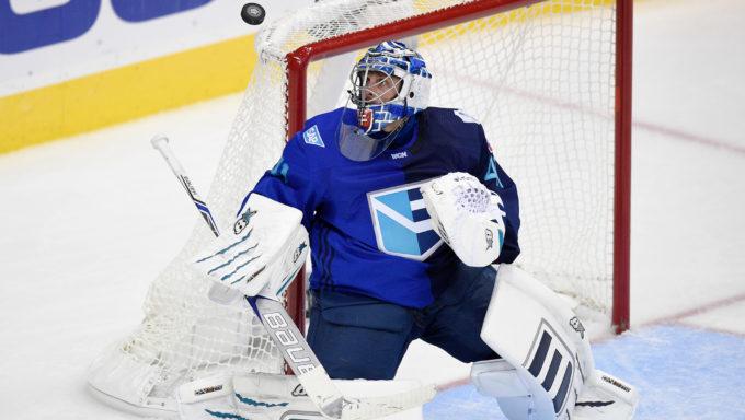 Jaroslav Halák: Hockey Is Our First Language