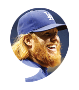 Justin Turner, Third Baseman / Los Angeles Dodgers - The Players' Tribune