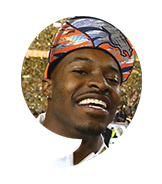 Taurean Nixon, Cornerback / Denver Broncos - The Players' Tribune