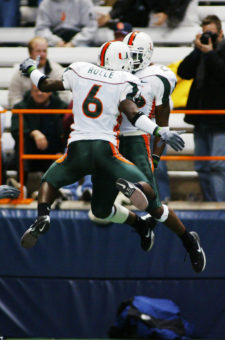 Rolle and Taylor jump to celebrate