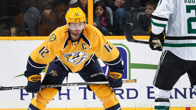 Mike Fisher: Welcome To Smashville