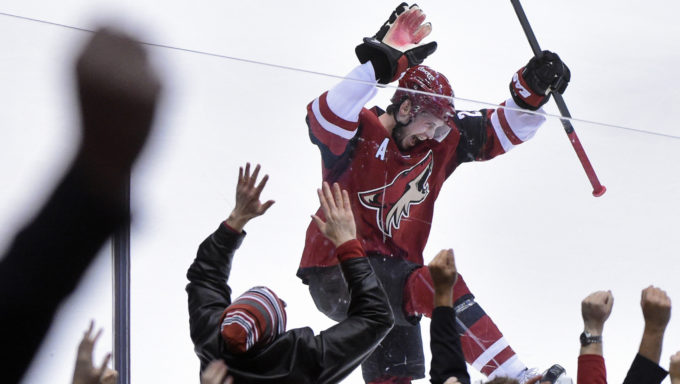 """Oliver Ekman-Larsson: """"This Would Never Happen In Sweden"""""""