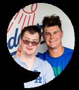 Joc and Champ Pederson, Los Angeles Dodgers - The Players' Tribune