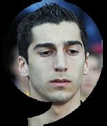 Henrikh Mkhitaryan, Midfielder / Manchester United - The Players' Tribune
