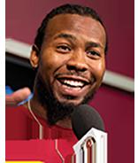 Josh Norman, Cornerback / Washington Redskins - The Players' Tribune